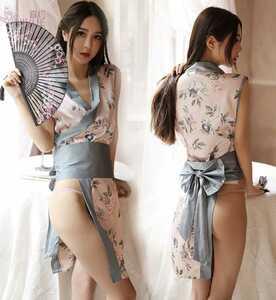 花魁 和服 コスプレ衣装 セクシーコスチューム