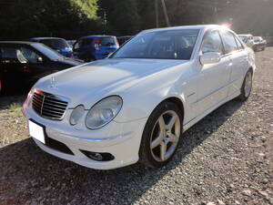 Benz E320 right H GH-211065C H17 inspection R4.2 * translation have
