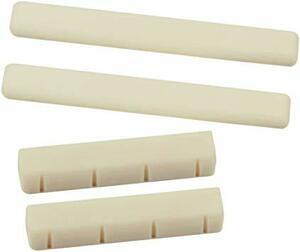 2セット SONONIA 2セット 牛骨製 ウクレレ用 ブリッジサドル 弦楽器 パーツ ホワイト
