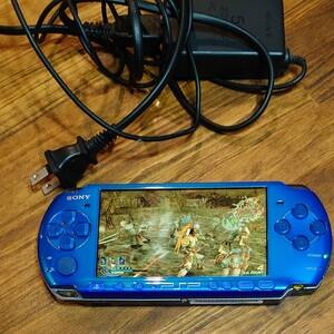 ソニー PSP-3000  ブルー