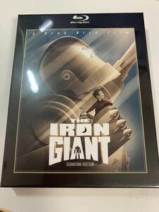 アイアン・ジャイアント シグネチャー・エディション Blu-rayスペシャル・セット+トランプ