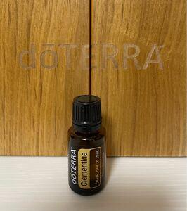 エッセンシャルオイルdoTERRA ドテラ クレメンタイン15 ml
