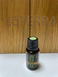 エッセンシャルオイル doTERRA ドテラ ティーツリー15 ml