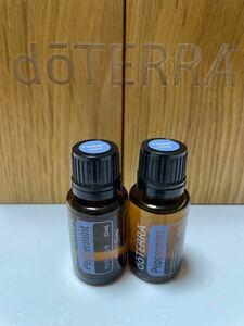 エッセンシャルオイルdoTERRA ドテラ ペーパーミント15 ml 2個セット