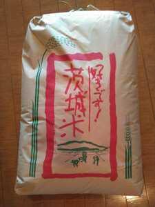 令和3年茨城県産米 コシヒカリ 玄米 30kg新米