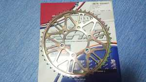 warehouse adjustment goods X.A.M GALE SPEED Gale Speed sprocket 530-47T