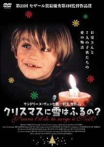 クリスマスに雪はふるの?/サンドリーヌ・ヴェッセ監督/日本語字幕 ☆