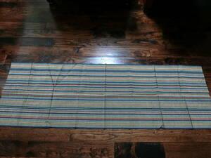 古布◆着物のはぎれ テーブルランナー マット 手作り小物として◆難有