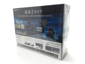 □COMTEC GPS搭載 高性能ドライブレコーダー ZDR025 前後2カメラ Full HD200万画素 新品□�A