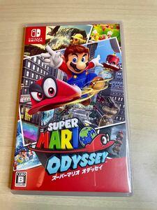 スーパーマリオオデッセイ Nintendo Switch 任天堂 Switch