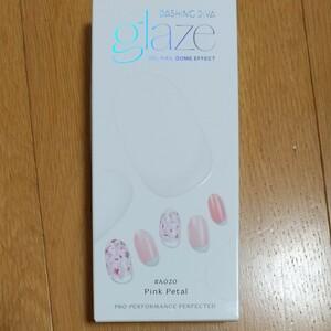 Dashing diva ダッシングディバ glaze【 Pink Petal】34枚入り★ジェルネイルシール セルフネイル