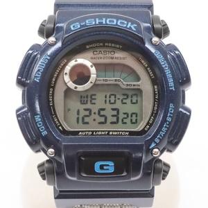 カシオ G-SHOCK エクストリーム トリプルクラウン ワールドカップ 腕時計 DW-9000AS-2T ネイビー X-treme Triple Crown Gショック 紺 限定