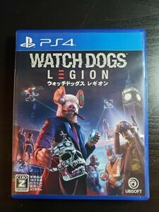 PS4ソフト ウォッチドックスレギオン