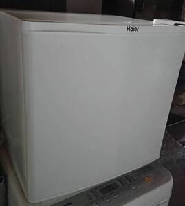 Haier ハイアール JR-N40G 1ドア冷蔵庫 ホワイト 40L 小型 札幌