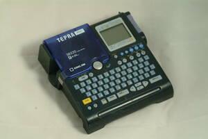 キングジム(KINGJIM)テプラプロSR520 オートカッター、角まる、パソコン接続対応テプラです。動作しました。