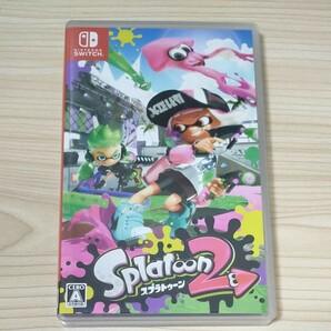 スプラトゥーン2 Nintendo Switch ニンテンドースイッチソフト