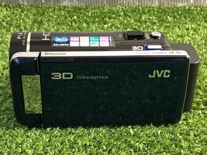 JVC/ビクター Eversion  GZ-HM990 ビデオカメラ 2011年製 現状品 ジャンク扱い(D4)