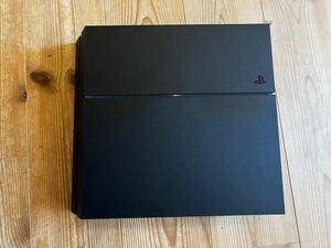 PS4本体 CUH-1200AB01 500G ジェットブラック