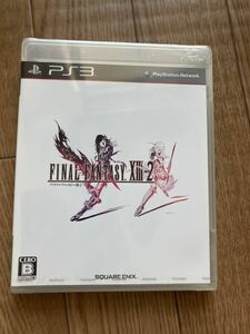PS3ソフト ファイナルファンタジーXIII-2
