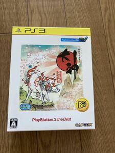 PS3ソフト 大神 絶景版