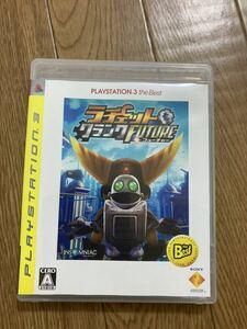 PS3ソフト ラチェット&クランク FUTURE