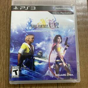 PS3ソフト ファイナルファンタジーX/X-2 HD Remaster 海外版