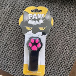 Pawbeam 猫おもちゃ 黒色 レザーポインター