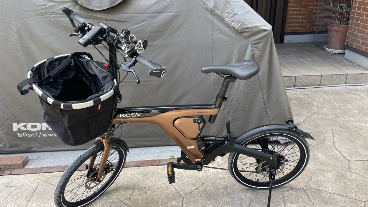 BESV PSF1  電動アシスト自転車