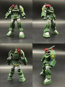 = Kaiyodo = Revoltech Yamaguchi No.015 combat armor -sorutikH8 round feisa-@ Taiyou no Kiba Dougram figure