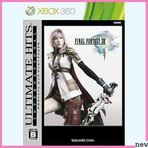 新品★bknvs ファイナルファンタジーXIII/アルティメットヒッツインターナショナル/-/Xbox360 54