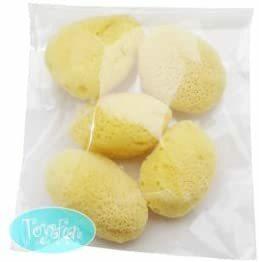 Natural sponge 1 bag 5 pieces