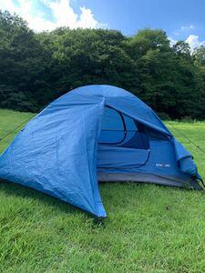 テント 2〜3人用 サンシェードテント メッシュ窓付き 災害用 アウトドア