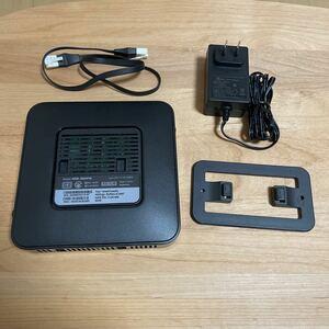 BUFFALO 無線LANルーター WSR-300HP/N