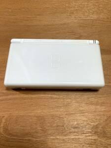 【送料込み】Nintendo 任天堂 DSlite ホワイト本体 + ソフト3本【動作確認済み】