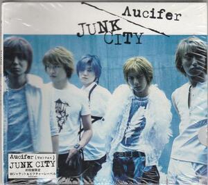 Λucifer/リュシフェル/JUNK CITY/未開封CD!! 商品管理番号:25539