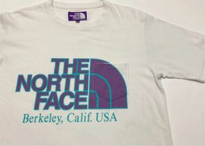 THE NORTH FACE PURPLE LABEL nanamica ザ ノースフェイス ナナミカ tシャツ M ポケT 白