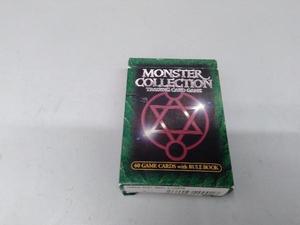 TCG モンスター・コレクション トレーディング・カードゲーム スターターパック カード60枚セット MONSTER COLLECTION モンコレ
