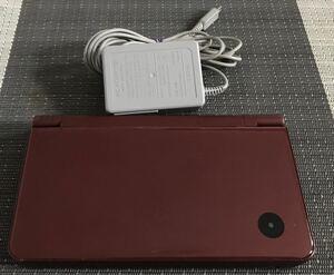 【動作確認済み】 DSi LL ワインレッド 任天堂 ニンテンドー Nintendo 充電器