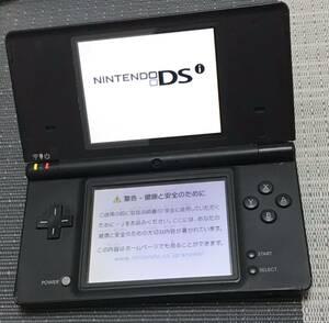 【動作確認済み】Nintendo ニンテンドー DSI ブラック