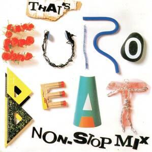 ユーロビート/ディスコ★THAT'S EUROBEAT NON STOP MIX VOL.1★ザッツ・ユーロビート・ノンストップミックス VOL.1