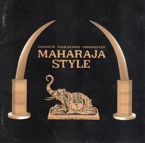 ユーロビート/ディスコ★DANCE PARADISE Presents MAHARAJA STYLE★マハラジャ・スタイル・ノンストップミックス