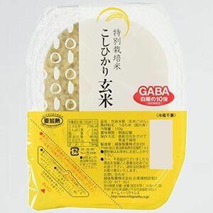 新品 未使用 特別栽培米こしひかり玄米 越後製菓 N-VE 150g×12個