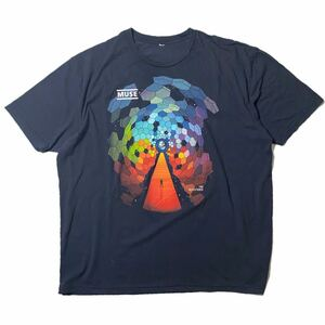 """00's MUSE """"The Resistance"""" ツアーTシャツ"""