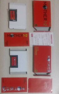 GBAソフト Mother1+2 Mother3 セット マザー