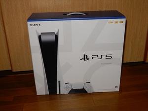 ♪送料無料 中古 極美品 完品 SONY ソニー プレステ5 プレイステーション5 PlayStation5 PS5 本体 ディスクドライブ搭載モデル CFI-1000A01