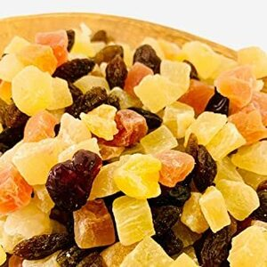 500g Eight Shop ドライフルーツ ミックス トロピカルフルーツ 500g 中国産不使用 5種 パイン パパイヤ メ