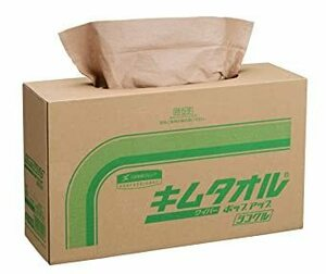 限定価格! ブラウン 150枚×4ボックス入 【ケース販売】 クレシア キムタオル ポップアップ シングル 150枚/ボッDG51