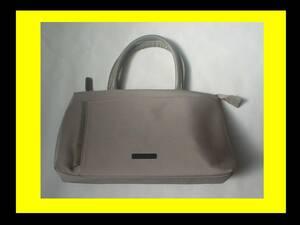 GRES PARIS ハンドバッグ エコバッグ トートバッグ 手提げ鞄 カバン かばん 収納袋 グレー灰色グリーン緑色