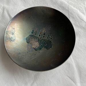 純銀製品 銀製 銀盃 約65g SILVER 酒器