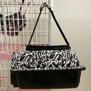 PETMATE 猫 小型犬のキャリーケース 組立分解 ペットメイト社
